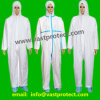 Disposable Non-Woven PP PE Plastic Coveralls