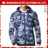 Wholesale High Quality Blue Camo Hoodies for Mens (ELTHI-68)