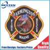 Custom Company Logo Embroider Badge Fancy Embroidery Patch Raised Needlework Patches