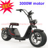 EEC 3000 W Electric Scooter Motor Scooter with Removable Battery for Adult