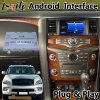 Lsailt Android 9.0 Car GPS Navigation Interface for Infiniti Qx56 with Carplay and Android Auto