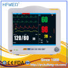 High Resolution Color TFT LCD Display Medical ICU Multi-Parameter Patient Monitor with Networking Capacity