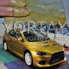 Weather Resistant Gold Auto Paint Pearl Pigment Powder