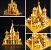 3D Metal Model -Saint Basil's Cathedral