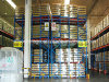 Heavy Duty Push Back Pallet Rack for Warehouse Storage