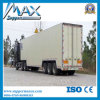 China Van Body Truck, Cargo Strong Box Semi Trailer