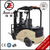 2017 1.5t German Design Hot Sell Four-Wheel Electric Forklift