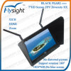 "D41 Black Pearl 7"" HD Diversity Screen 5.8GHz Diversity Monitor 32CH for Dji Phantom Aerial Uav Drone Quadcopter"