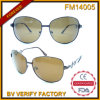 FM14005 New Products in China Metal Frames Sunglasses