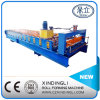 Turkmenistan Style Roofing Sheet Roll Forming Making Machine