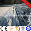 Highway Street Garden etc. Application and Steel Galvanized Lampshade Material Street Lighting Pole Galvanized