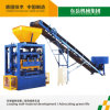 Qt4-24 Mobile Hydraulic Brick Construction Machine