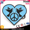 Adjustable Alloy Customized Heart Shape Belt Buckles for Belts