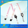 Cheap Custom Promotional Gift Printed Neck Lanyard (XF-LY05)