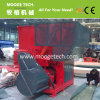 swinging arm single shaft shredder machine for film bale