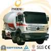 Professional Beiben North Benz Concrete Mixer Truck (6X4) with Mercedes Benz Technology