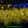 Warm White LED Icicle Lights Rain Drop Christmas Lights