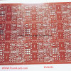 4 Layer Multilayer PCB with Red Oil Soldermask