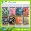 High Quality Multicolor Card Clothing Tag Line Cotton Yarn