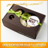 Paper Corrugated Gift Packing Box Cupcake