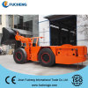 1m3 Mining electric underground side seat wheel loader with CE approved