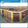 Efficient Steel Frame Formwork with Plywood