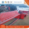 China Semi Automatic Chain Link Fence Making Machine with Ce