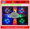 8W RGB Beautiful Sunflower Christmas LED Lights with Gift Box