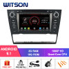 Witson Quad-Core Android 9.0 Car DVD GPS for Bmwe90/E91/E92/E93, 3 Series (2005-2012) Auto Air-Con Mirror Link for Android Mobile+iPhone