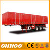 3 Axles Curtain Van Tailer in Truck Semi Trailer or Semi-Trailer Truck