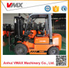 Vmax 2t Diesel Forklift with 2000kg Loading Capacity