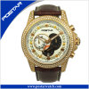 High-End Super Sport Watch with Stone Setting Factory Price Psd-2780