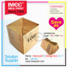 Imee Print Package Recycle Folding Name Card Namecard Storage 2 in 1 Craft Kraft Paper Box