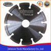 Diamond saw blade: 125mm laser saw blade for stone