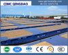 Cimc 63′ 120 Ton Goosenec Flatbed Containerk Mafi Roll Roll Trailer Truck Chassis