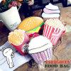 New Design Genuine Leather Hand Bags Women's Food Designer Handbag Fashion Leather Ladies Handbags Woman Bag Emg4766