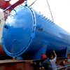 2500X6000mm Horizontal Industrial Rubber Curing Vulcanization Autoclave