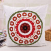 Cotton Canvas Embroidery Countryside Cushion Fashion Pillow (GL04-555)