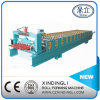 CNC Color Steel Trapezoidal Roof Panel Roll Forming Machinery
