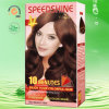 10 Minutes Hair Color Cream Light Brown 5.0 30ml*2+5ml