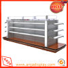 Metal Clothing Display Gondola Stand for Shop