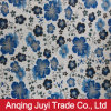 Cheap Soft Fashion Flower Pattern Bag PU Artificial Leather