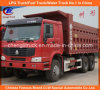 Heavy Duty HOWO 6X4 30tons Tipper Dump Truck