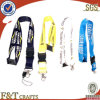 2014 Satin Thermal Transfer Printed Phone Lanyard with ID Card Holder