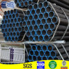 Welding Black Painted Round Steel Pipe for Fence