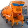 High Quality and Good Service Concrete Mixer (JZM350, JZM500, JZM750)
