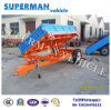 3t Agriculture Cargo Side Dump Trailer/Drawbar Trailer/Tipping Trailer