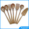 "17"" Natrual Wooden Spoon and Fork"