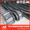 Large Angle Sidewall Cleated Conveyor Belt