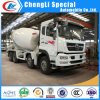 Strong Sinotruk HOWO 8*4 12m3 10 Cubic Meters Concrete Mixer Truck for Sale